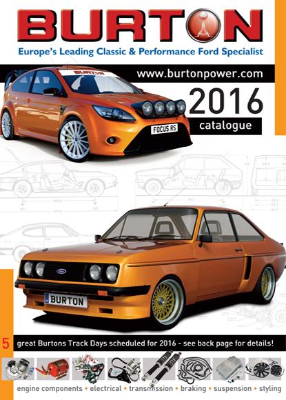 Burton Power Catalogue