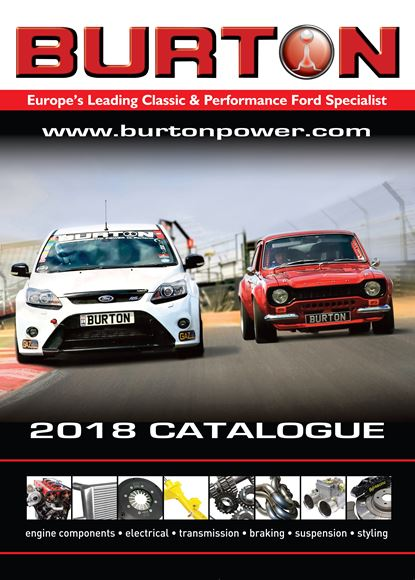 Burton Power Catalogue